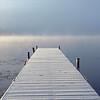 twin lakes fall mist dock