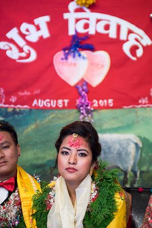 Purna Tula wedding
